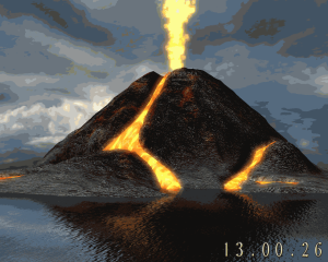 Active-Volcano-3D-Screensaver_2